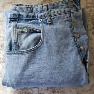 """Vintage Button Fly Guess Jeans 34"""""""